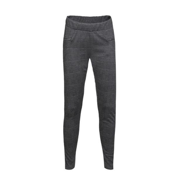 Ženske hlače, tamno siva