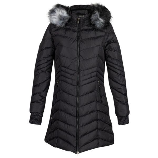 Ženska jakna, crna