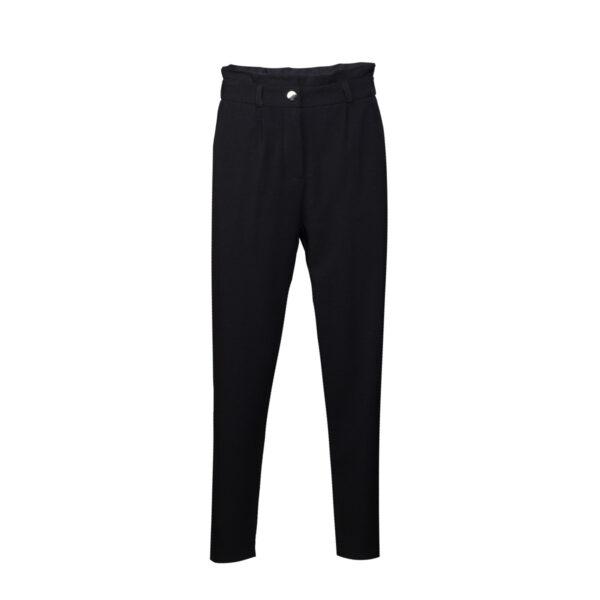 Ženske hlače, crna