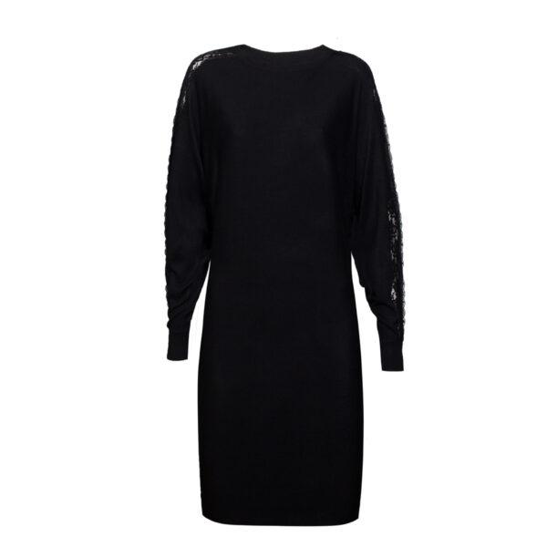 Ženska haljina, crna
