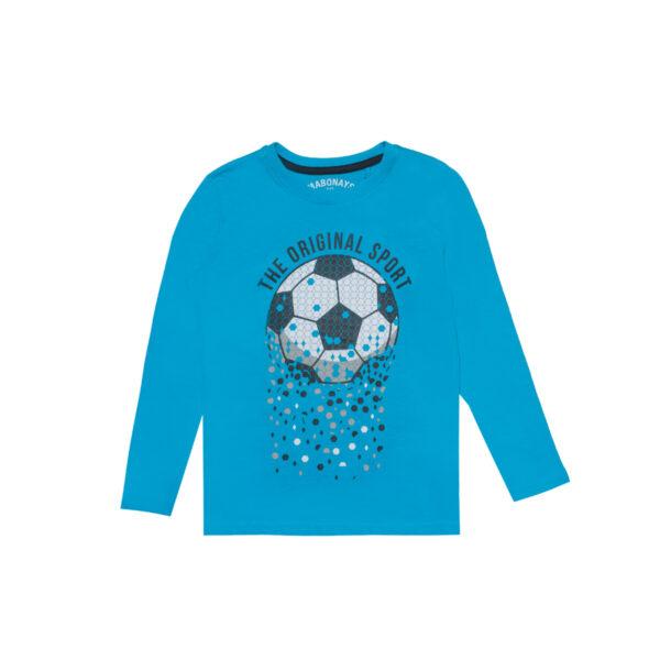 Majica - dečki, svijetlo plava