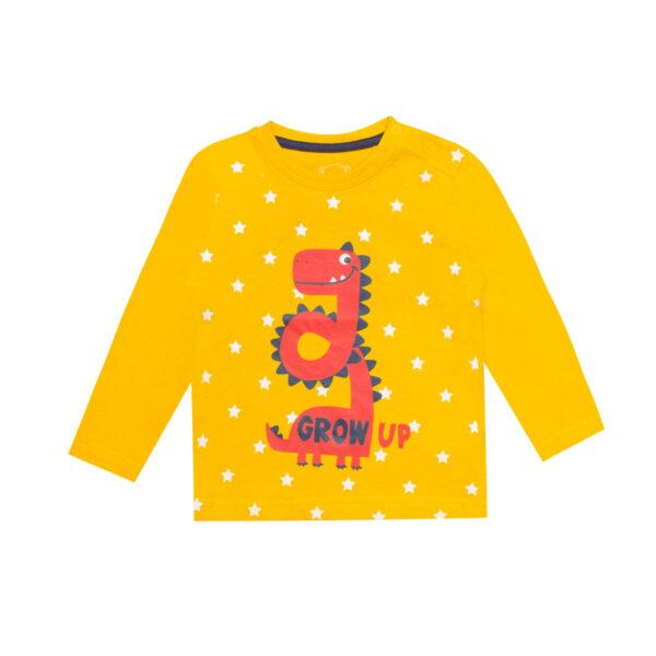 Baby majica, žuta