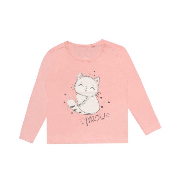 Baby majica, svjetlo roza