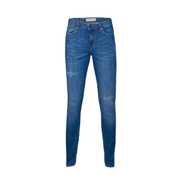 Ženske hlače, tamno plava