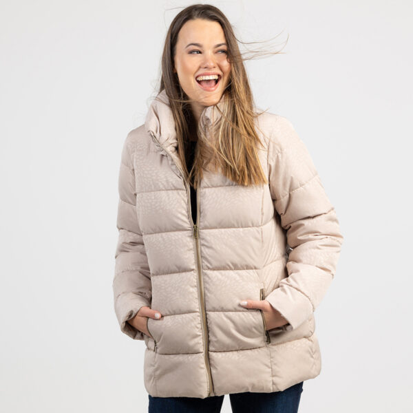 Ženska jakna, bež